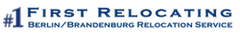 FIRST RELOCATING Retina Logo